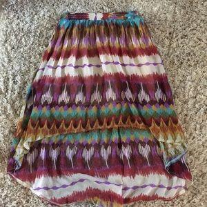 Beautiful Hi Low Skirt